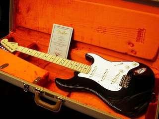 Fender Custom Shop Eric Clapton Blackie