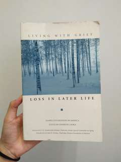Living With Grief, Loss in Later Life