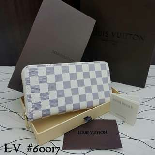Louis Vuitton Zippy Wallet Azur
