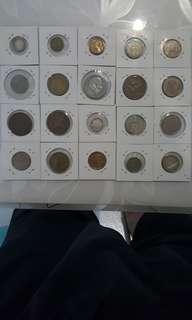 法國新舊錢幣 共冶一爐