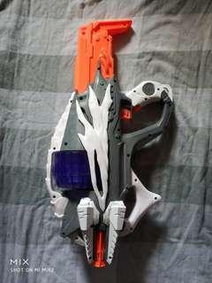 New Nerf Alien Menace Incisor Blaster