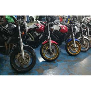 30% Discount for July! CB400 for Rent