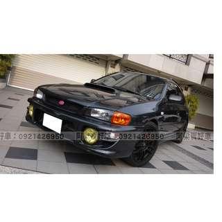 2001年-速霸陸-GF8 (大馬力.車況優.多樣精品) 買車不是夢想.輕鬆低月付.歡迎加LINE.電(店)洽