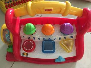 ❣️Fisher Price musical toys