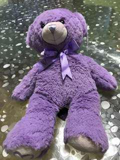 Bobby the bride Stowe Australia lavender bear microwave 澳洲薰衣草糸