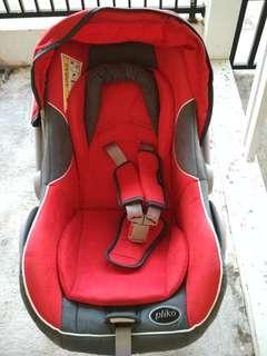 Car seat Pliko PK-02