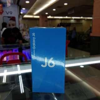 Samsung J6 cash dan credit