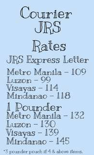 JRS RATES