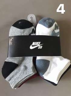 Authentic and Brand New Nike socks