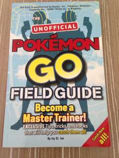 Pokemon GO Field guide