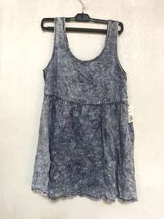 Forever 21 Maong Dress (Brand New with Tag)