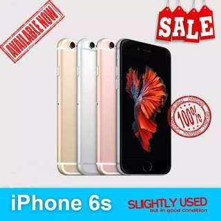 Iphone 6s 16gb 32gb 64gb complete package