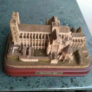 Westminster Abbey Fraser Creations 1992 Scale model