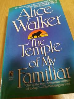 The Temple of My Familiar ( Alice Walker)