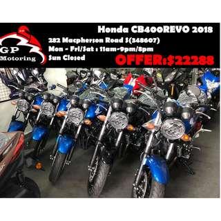 Honda Promotion Offer!!