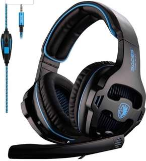 Sades gaming headset SA-810