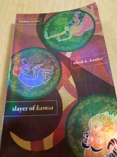 Slayer of Kamsa , Krishna Coriolis, Book 1 (Ashok K. Banker)
