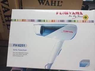 FUMUYAMA HAIR DRYER 1400W