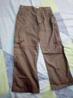 Zack & Mack Kids' cargo pants (Preloved)