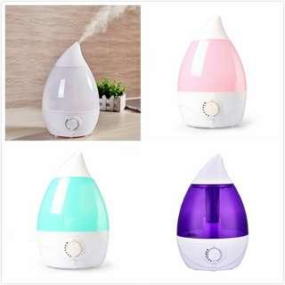 Aromatherapy Mini humidifier negative ion ultrasonic humidifier air purifying humidifier
