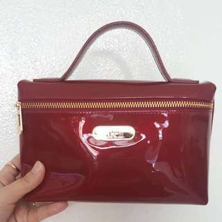 NEW - ORIGINAL SK II POUCH TYPE 13 RED
