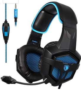 Sades gaming headset SA-807
