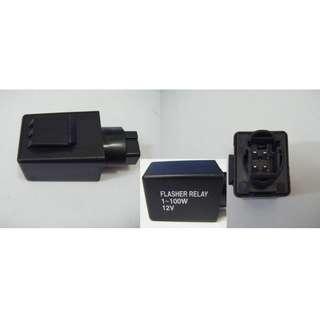 HONDA 4 PIN LED 閃爍器 38301-MEW-921 38301-MEG-000