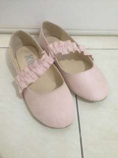 Cotton on kids ballerina shoes