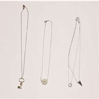 Necklaces (Set of 3)