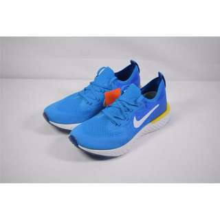 Nike Epic React - Blue Yellow