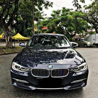 BMW F30 328i 2012