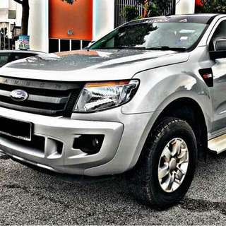 FORD RANGER 2.2 MANUAL DIESEL 2014/2015