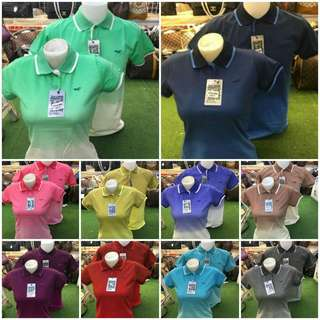 Couple polo shirts-for boys and girls