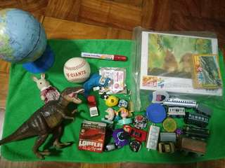 Assorted Toys lot sale