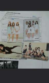 Apink yes card