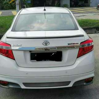 Toyota Vios TRD 2014