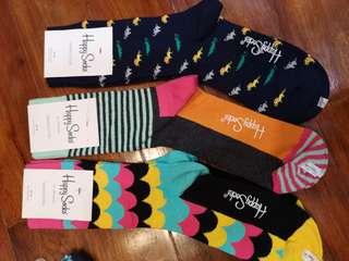 Happy Socks 3pcs for 1350
