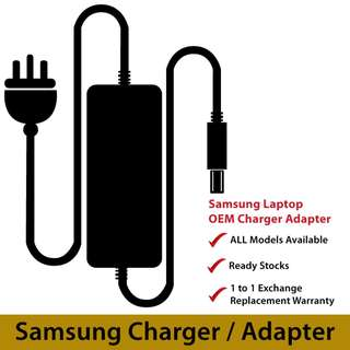 Samsung Laptop NoteBook Charger Adapter