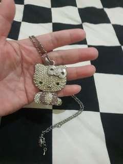 kalung kitty