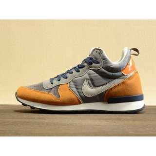 Nike Internationalist Retro High Pair (Orange,Grey)
