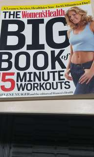 Big Book 15 minute workouts