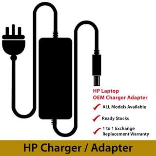 HP Laptop NoteBook Charger Adapter