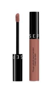 Sephora Cream Lip Stain in Pink tea