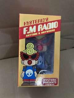 Hysteric Mini 黑超b 收音機