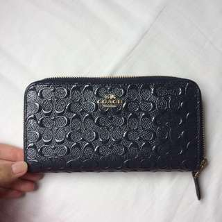 REDUCED PRICE Authentic Coach large wallet