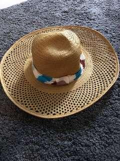 ALDO women's straw hat