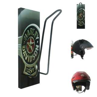 Helmet Rack Holder Stand