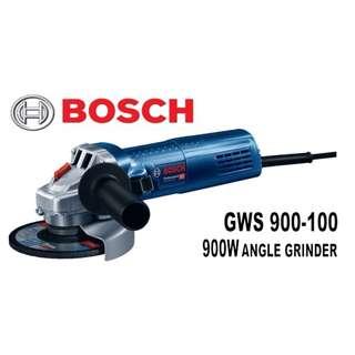 Bosch Angle Grinder 900w (GWS900-100)