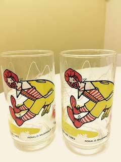 1983 MacDonald Glasses