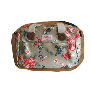 cath kidston travel carry on nappy bag